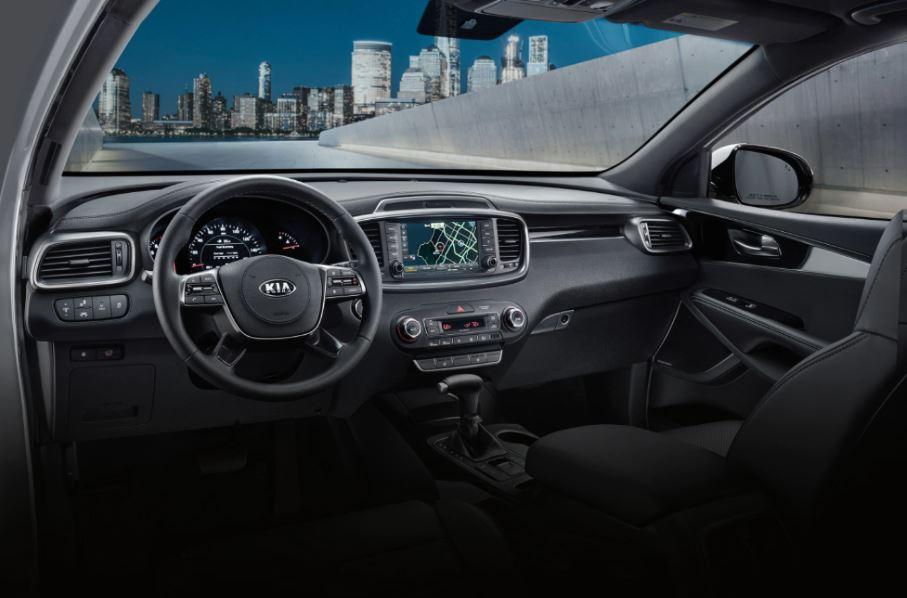 2021 KIA Sorento Interior Changes & Features