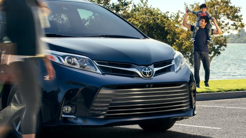 2021 Toyota Sienna Redesign & Changes