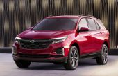 2021 Chevrolet Equinox RS Redesign and Changes