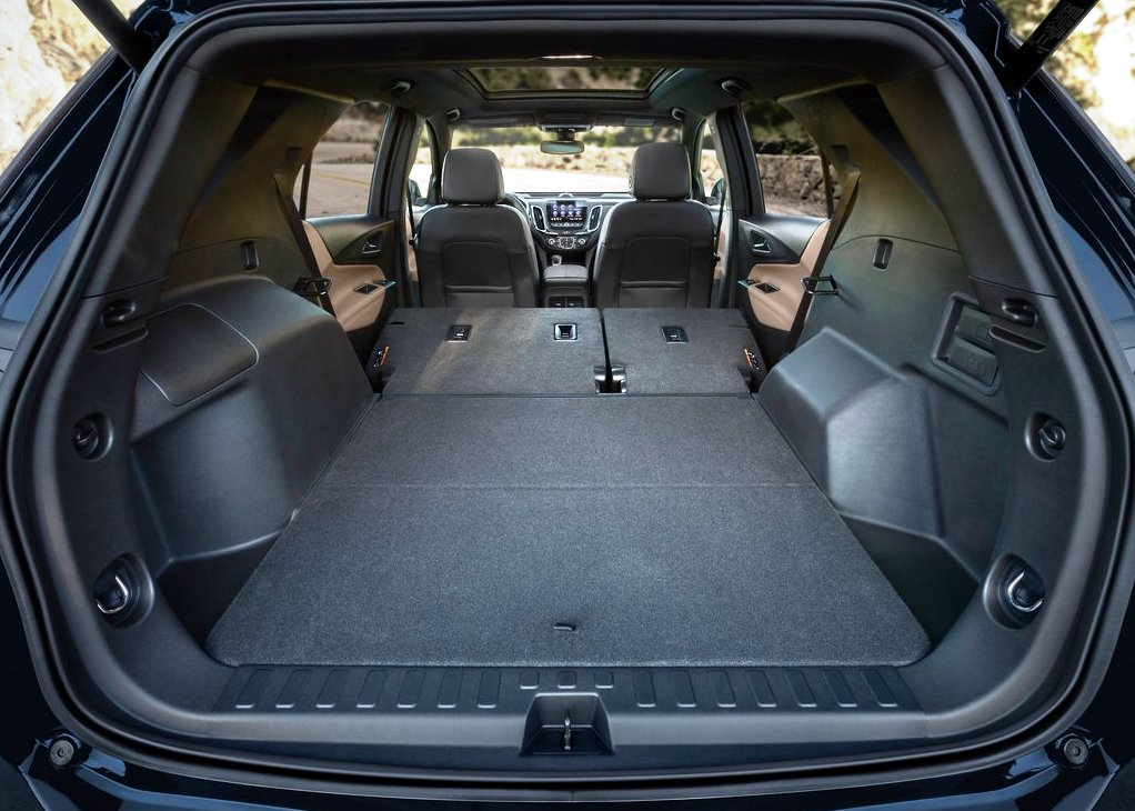 2021 Chevrolet Equinox Trunk Capacity