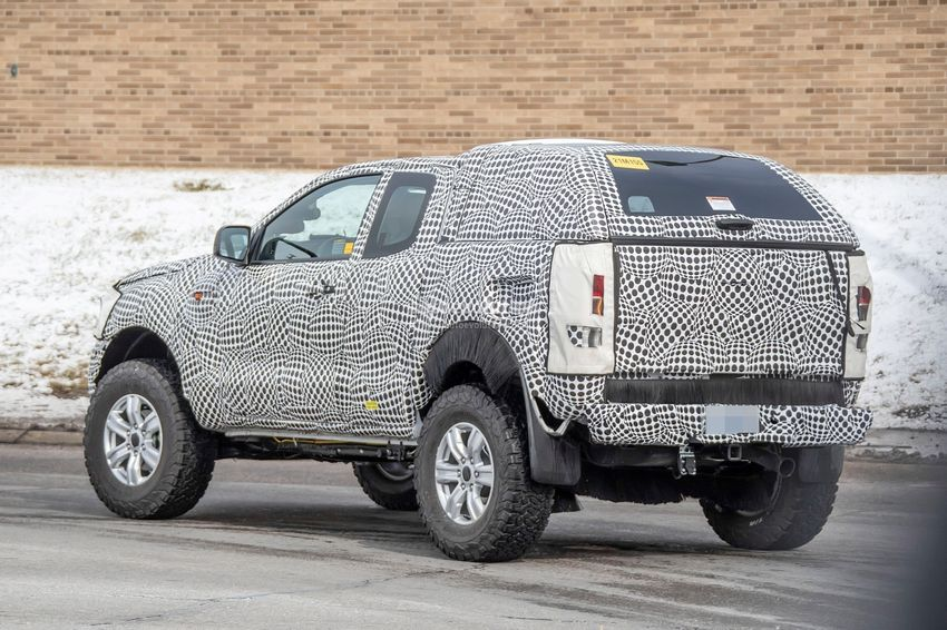 2021 Ford Courier Rumors Updates