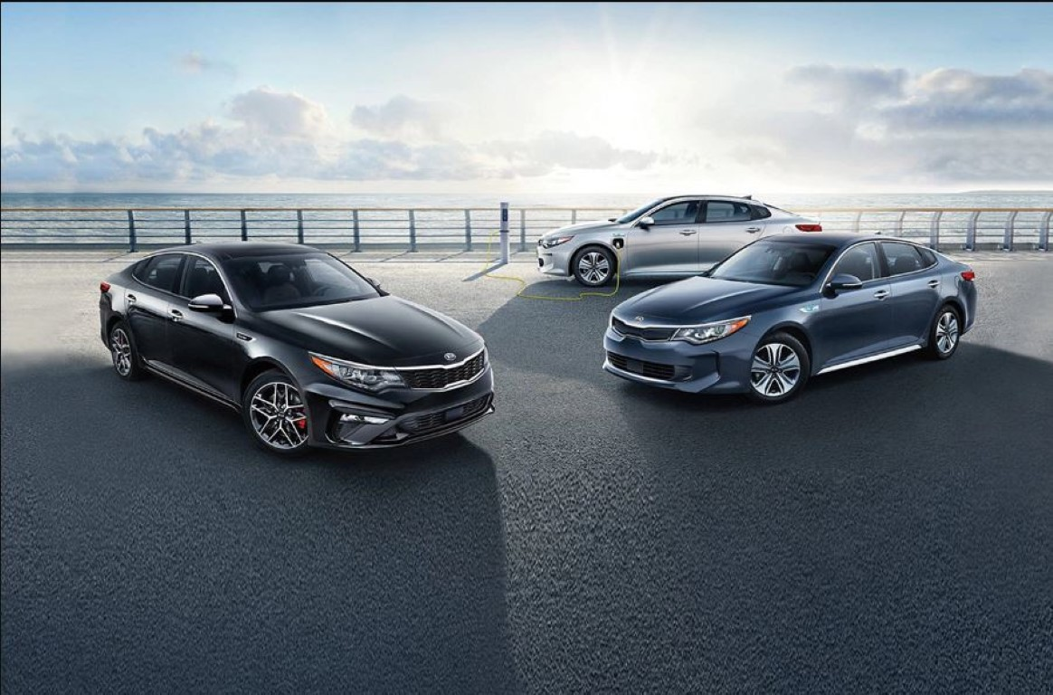 2021 Kia Optima Configurations