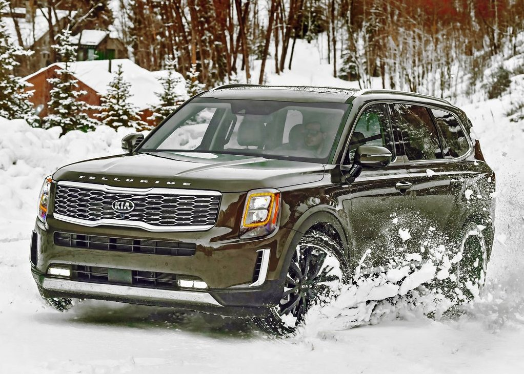 2021 Kia Telluride AWD Performance