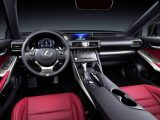2021 Lexus IS 300 Hybrid New Interior