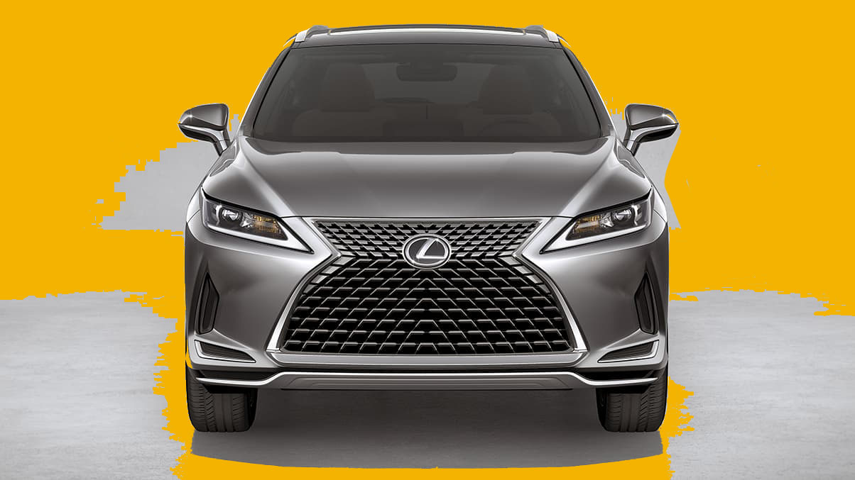 2021 Lexus RX 350 Exterior Changes