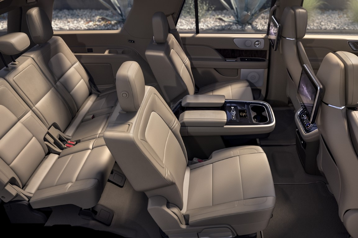 2021 Lincoln Navigator 7 Seater SUV Luxury