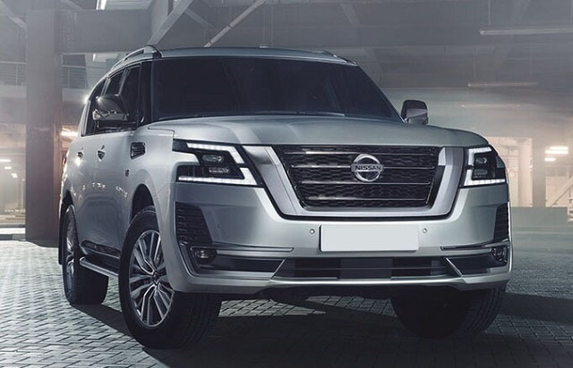 2021 Nissan Armada Redesign & Changes