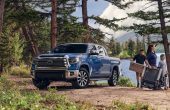 2021 Toyota Tundra Exterior Changes