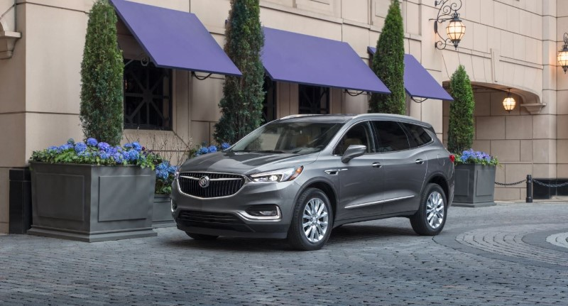 2021 buick enclave specs price preview of luxury suvs