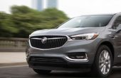 2021 Buick Enclave Redesign and Changes Exterior