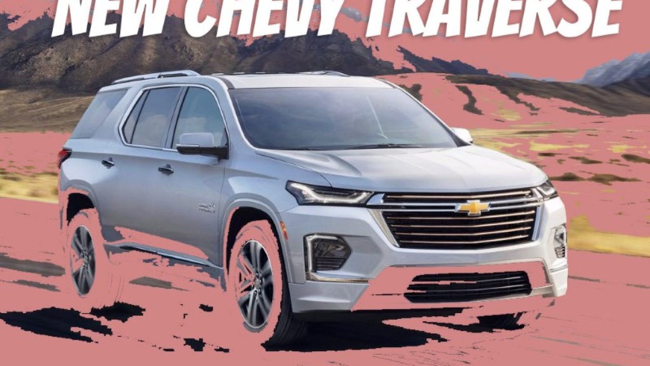 2021 Chevy Traverse Picture