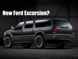 2021 Ford Excursion Comeback