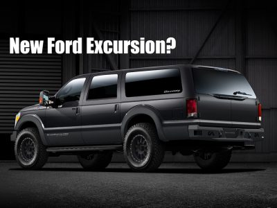 2021 Ford Excursion Reborn, Specs, Release Date & Pricing