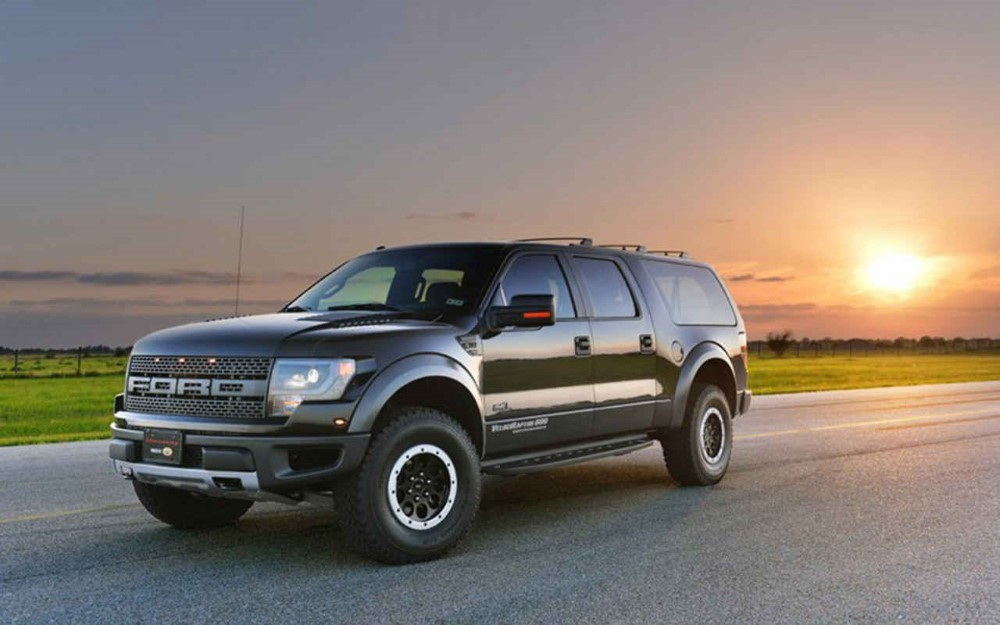 2021 Ford Excursion Concept