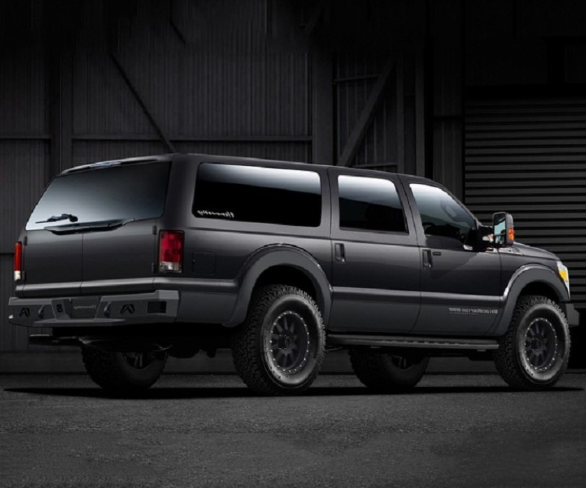 2021 Ford Excursion Redesign & Changes