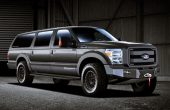 2021 Ford Excursion Specs