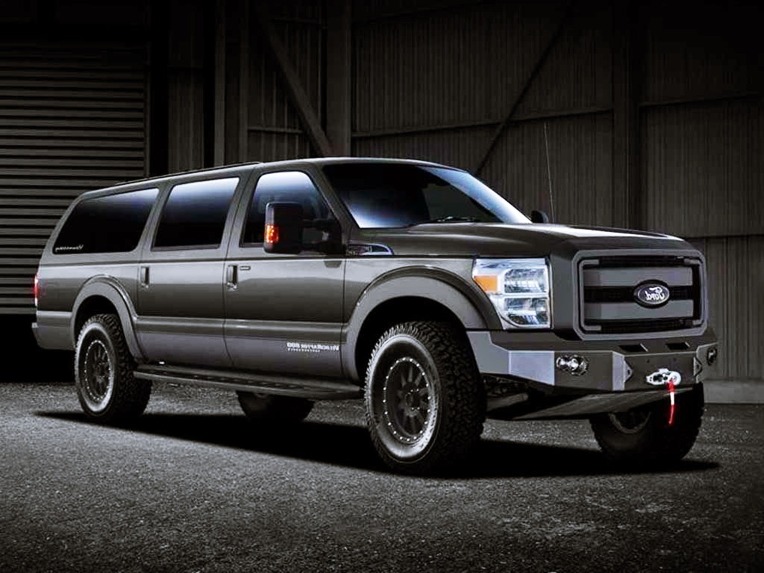 2021 Ford Excursion Diesel Price and Release date