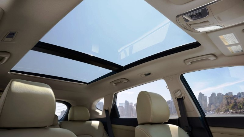 2021 Hyundai Tucson Panoramic Sunroof
