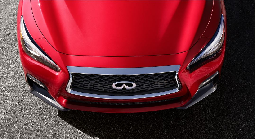 2021 Infiniti Q50 Redesign Exterior - New Grill and LED Headlamp