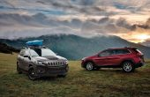 2021 Jeep Cherokee COlor and CPnfigurations