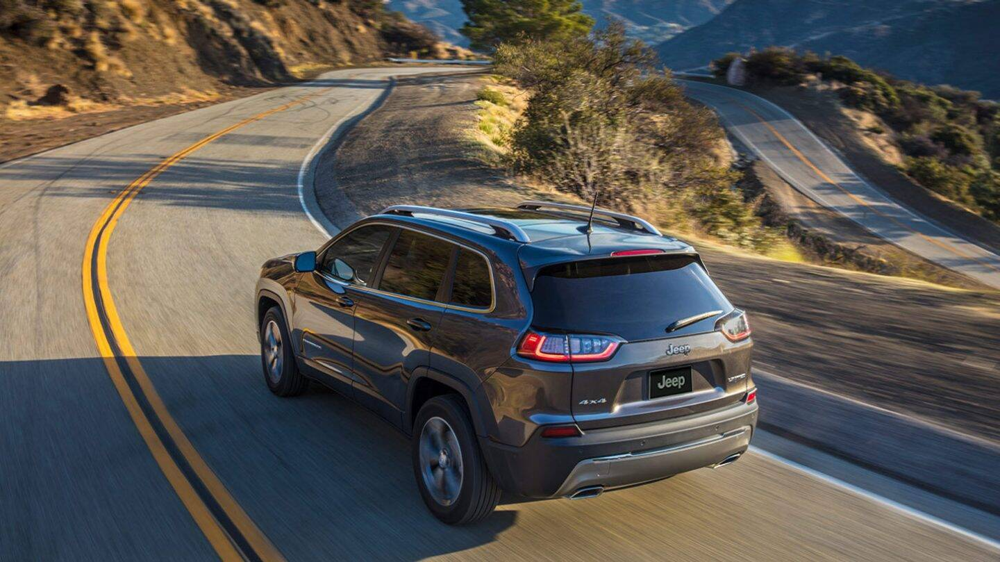 2021 Jeep Cherokee Exterior Changes