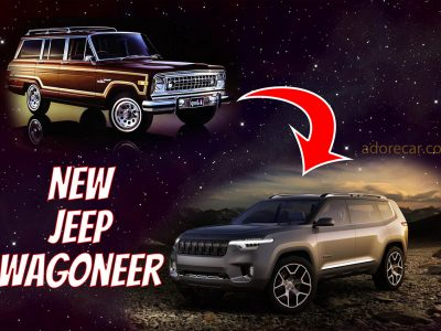 2021 Jeep Wagoneer New Design, Price & Release Date