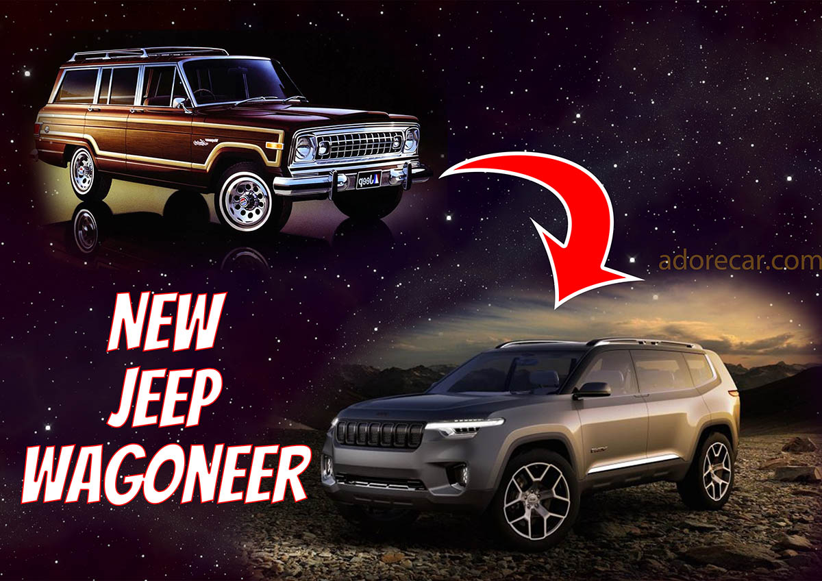 2021 Jeep Wagoneer Review