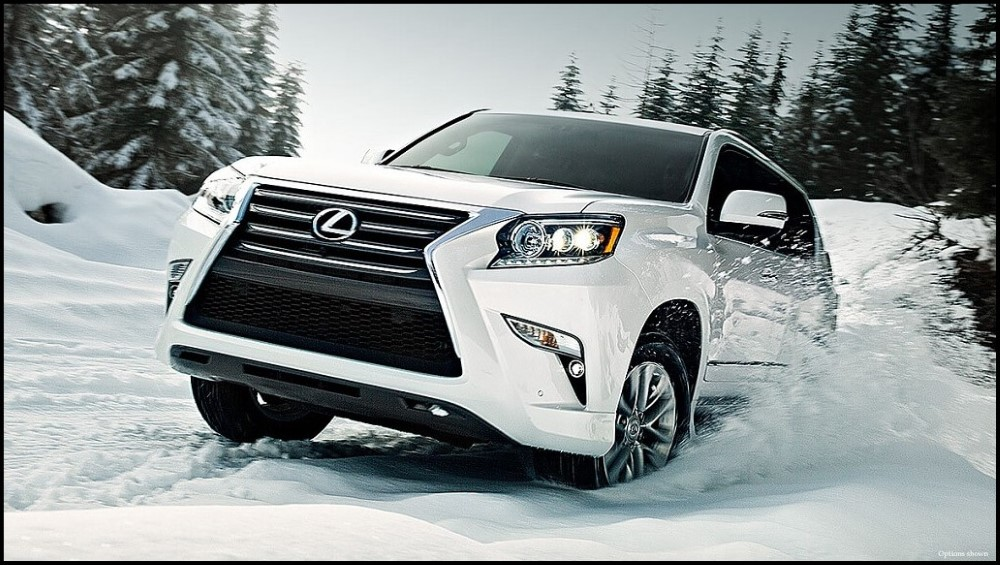 2021 Lexus GX 460 Redesign and Changes