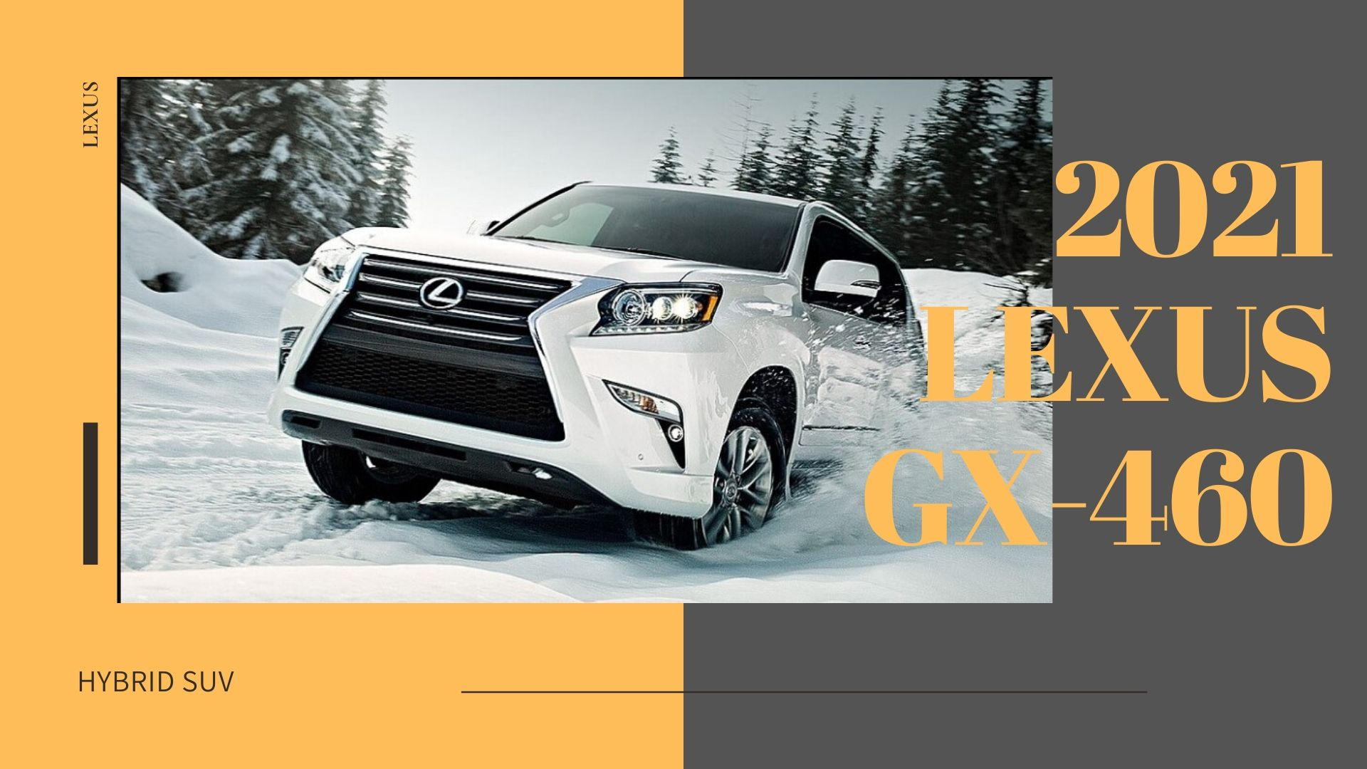 2021 Lexus GX 460 Review