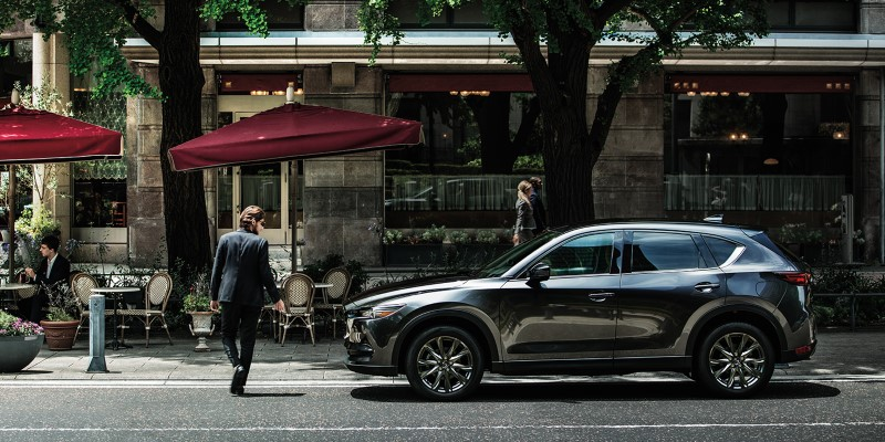 2021 Mazda CX-5 Dimensions Changes