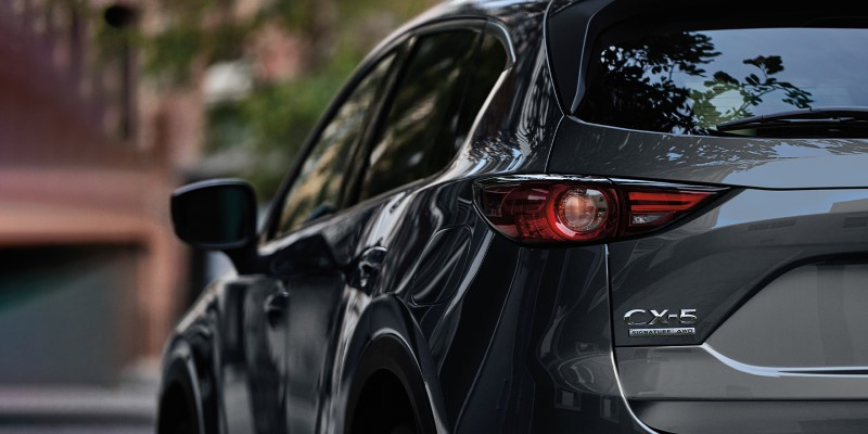 2021 Mazda CX-5 Tail Lights