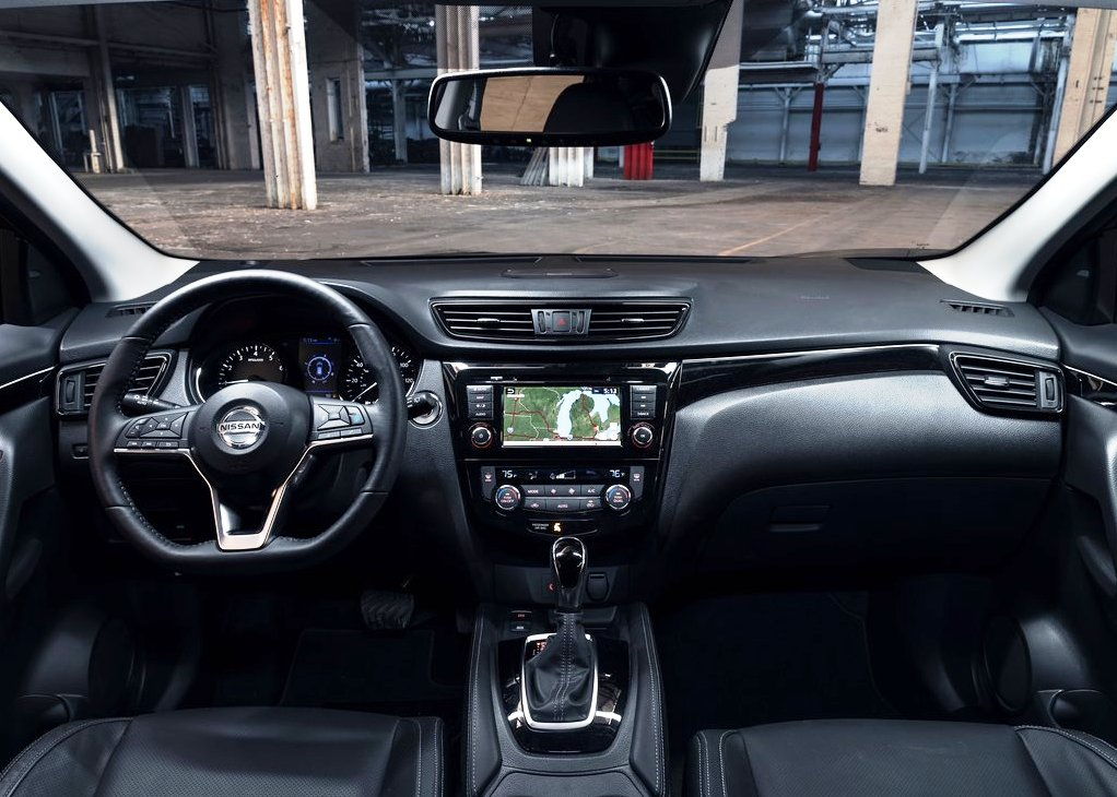 2021 Nissan Rogue Interior and Features
