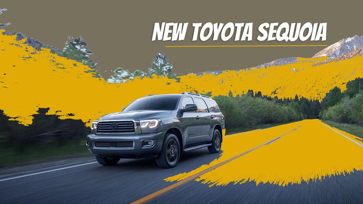 2021 Toyota Sequoia Concept Refresh