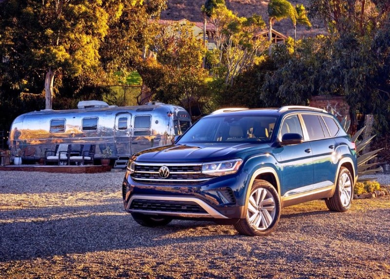 2021 VW Atlas Release Date & Pricing