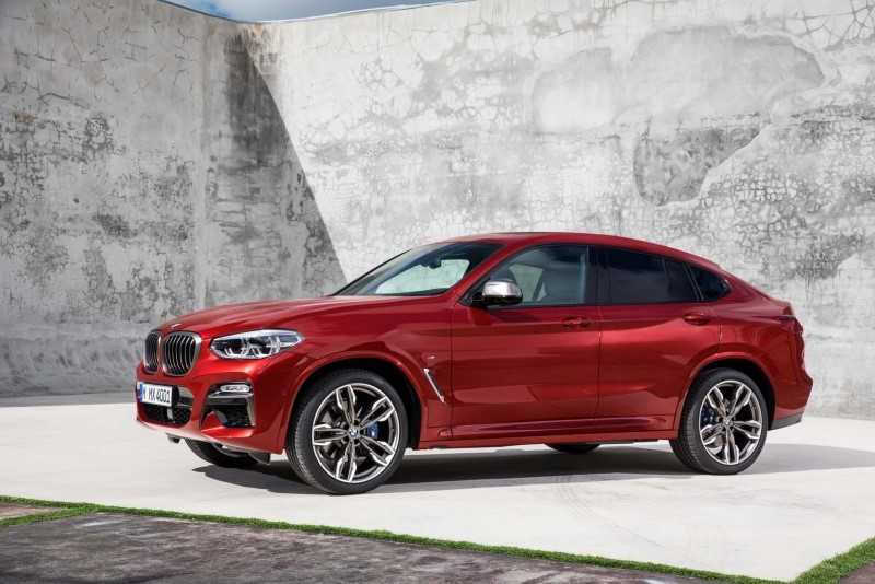 2021 BMW X6 Dimensions & Changes