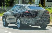 2021 BMW X6 Spy Photos - UPDATE