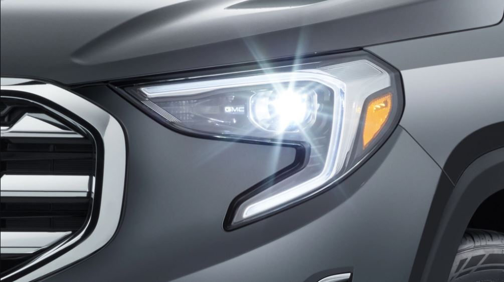 2021 GMC Terrain New Headlamp