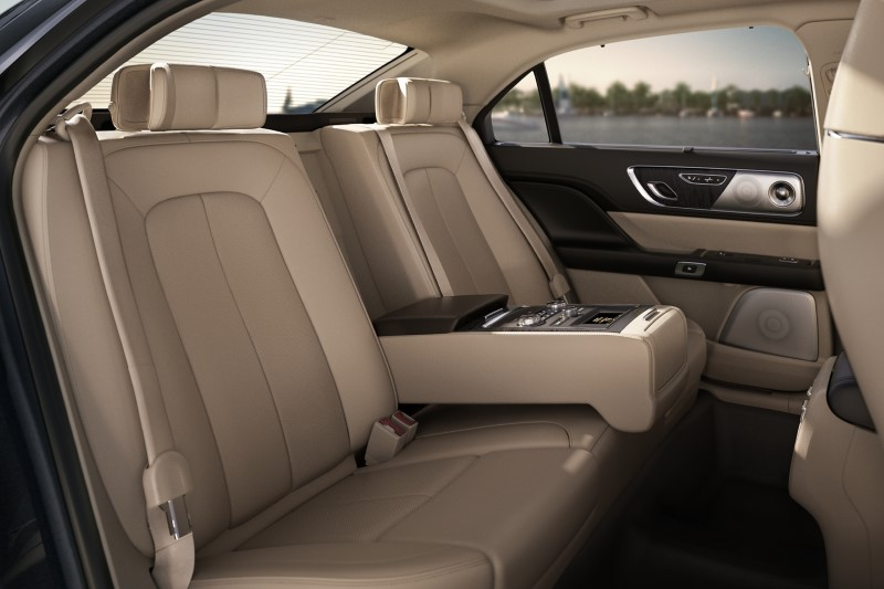 2021 Lincoln Continental Interior Leather Color
