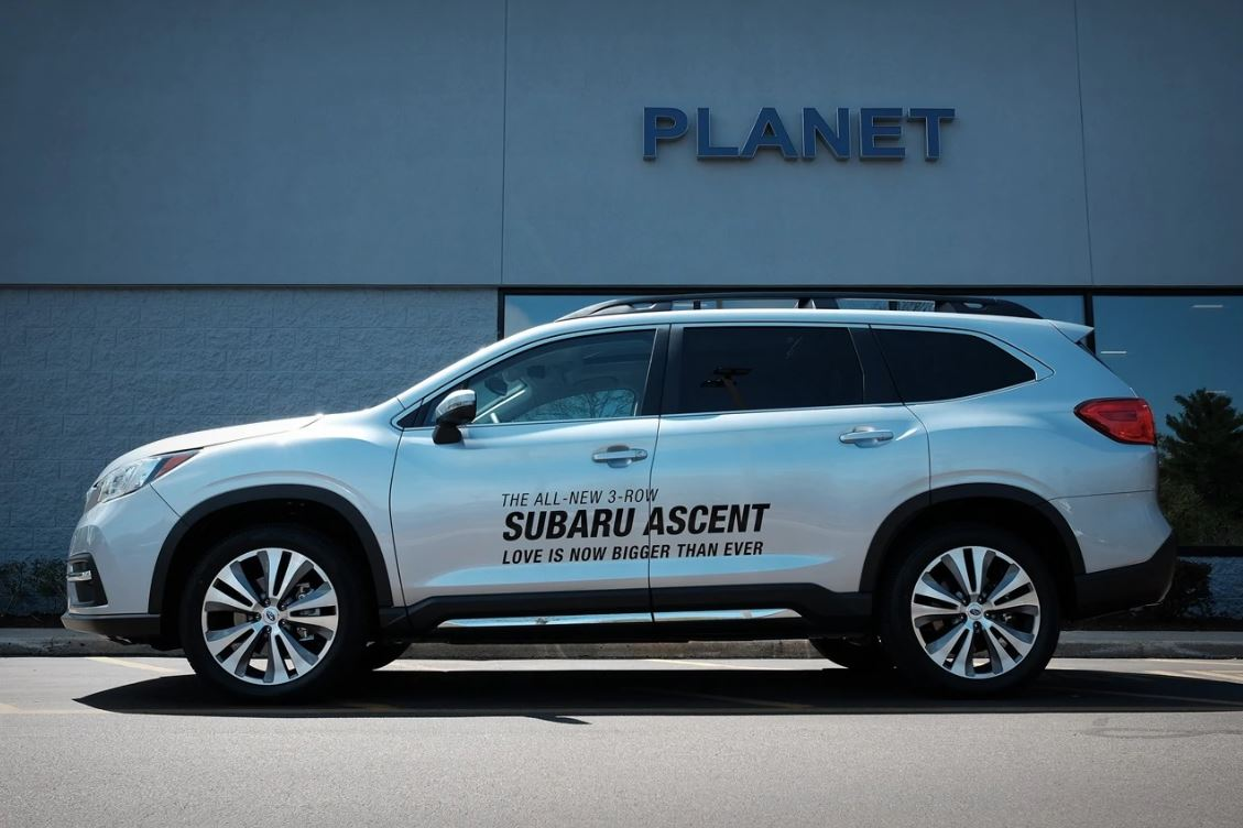 2021 Subaru Ascent Release date & Price