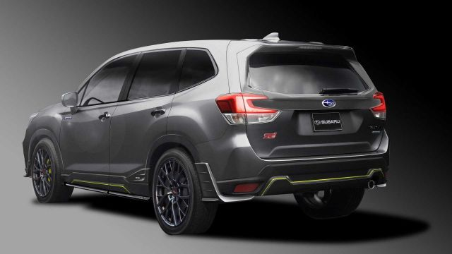 2021 Subaru Forester Redesign & Changes