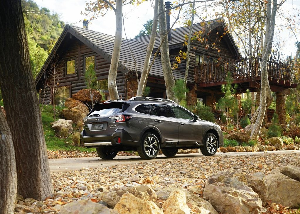 2021 Subaru Outback Pricing & Availability