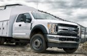2021 Ford F-350 Diesel Engine Horsepower & MPG