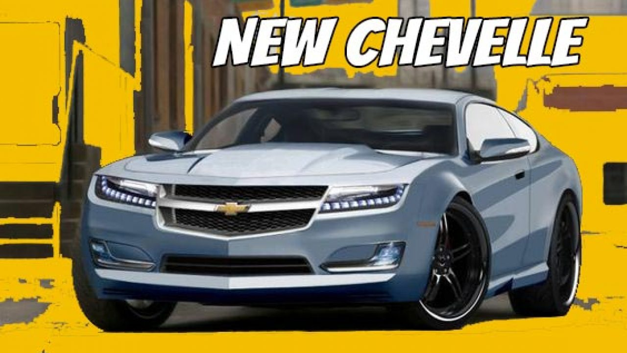 5 Chevy Chevelle New Version, Everything We Know So Far