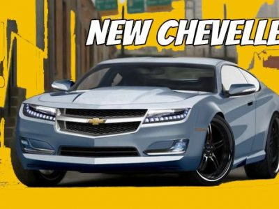 2022 Chevy Chevelle New Version, Everything We Know So Far