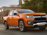 2022 Chevy Colorado Price and Release Date