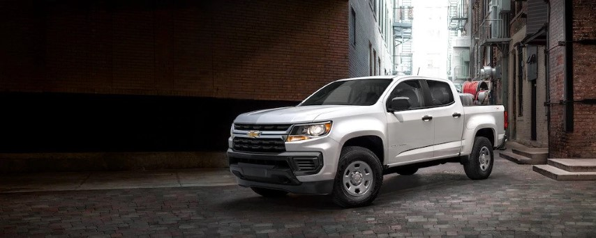 2022 Chevy Colorado Redesign Exterior