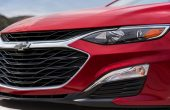 2022 Chevy Malibu New Grille