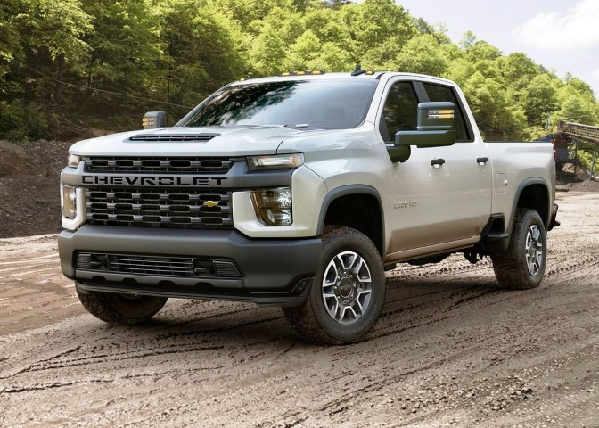 2022 Chevy Silverado 2500HD Off-Road