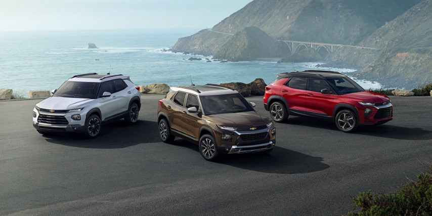 2022 Chevy Trailblazer Crossover Review