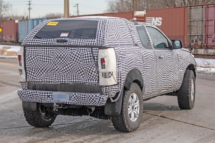 2022 Ford Courier Spie Pictures
